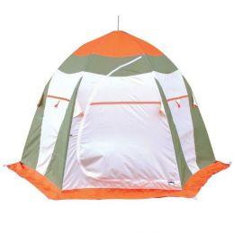 Палатка-зонт для зимней рыбалки «МИТЕК Нельма-3 ЛЮКС»