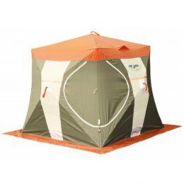 Палатка для зимней рыбалки «МИТЕК Нельма КУБ-2»