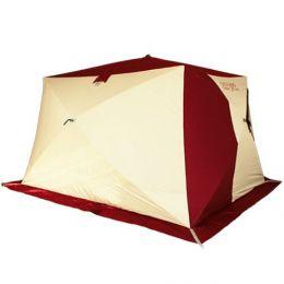 Палатка для зимней рыбалки «Снегирь 2Т long»