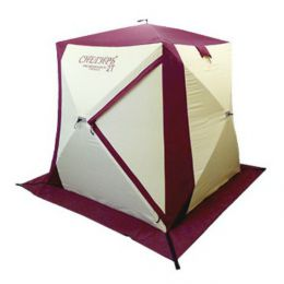 Палатка для зимней рыбалки «Снегирь 2Т»