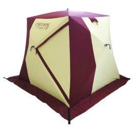Палатка для зимней рыбалки «Снегирь 3Т»