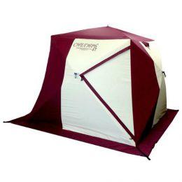 Палатка для зимней рыбалки «Снегирь 4Т»