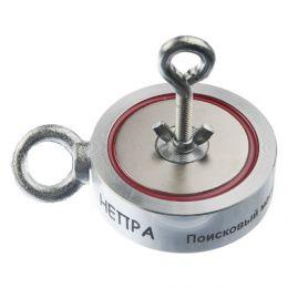 Поисковый магнит двухсторонний  «НЕПРА 2F400»
