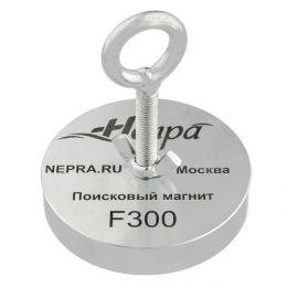 Поисковый неодимовый магнит «НЕПРА F300»