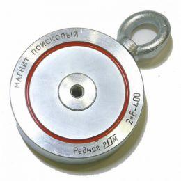 Поисковый неодимовый магнит «Редмаг 2F400» (двухсторонний)