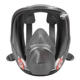 Полнолицевая защитная маска 3М серии 6000 / 6800