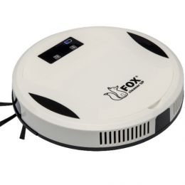 Ультратонкий робот-пылесос «Xrobot FOXCLEANER UP White» для уборки небольших помещений