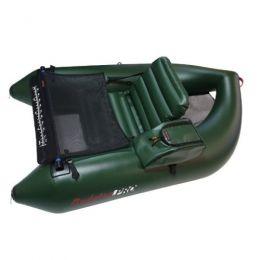 Рыболовный ПВХ плотик «Ондатра А-160» (зеленый)