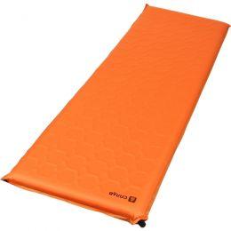 Cамонадувающийся туристический коврик «Maxi Camp 6.4» (оранжевый)