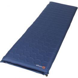 Самонадувающийся туристический коврик «Maxi Camp 6.4» (синий)