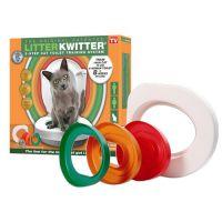 Системы приучения кошек к туалету