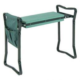 Складная садовая скамейка-перевертыш с карманом (арт. 62202)