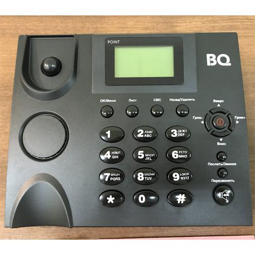 Телефон BQ 2052 Point Gray
