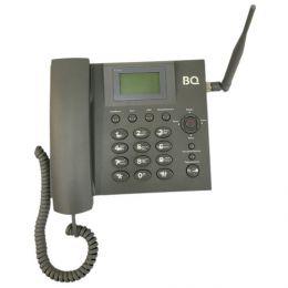 Стационарный сотовый GSM телефон «BQ-2052 Point Grey» (2 SIM)