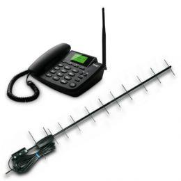 Стационарный сотовый GSM телефон «Termit FixPhone v2» rev.4 с внешней антенной