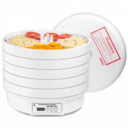 Сушилка для овощей и фруктов ЭСБ «Волтера-1000 Люкс» с электронным блоком управления и таймером