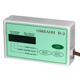 Неинвазивный глюкометр-тонометр «Омелон В-2»