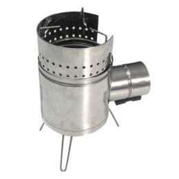 Турбопечка-щепочница «Огонек» (арт. PS600Т)