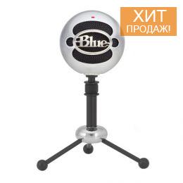 USB-микрофон «Blue Snowball BA Silver»
