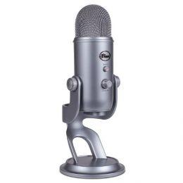 USB-микрофон «Blue Yeti Cool Grey»