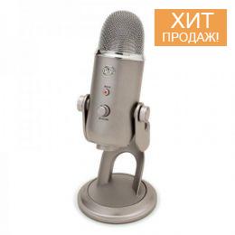 USB-микрофон «Blue Yeti Platinum»
