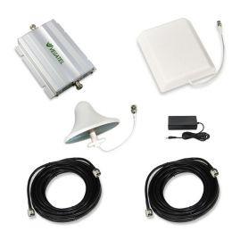 Усилитель сотовой связи и 3G сигнала «Vegatel VT-1800/3G-kit Офис»