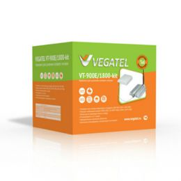 Усилитель сотовой связи «Vegatel VT-900E/1800-kit»