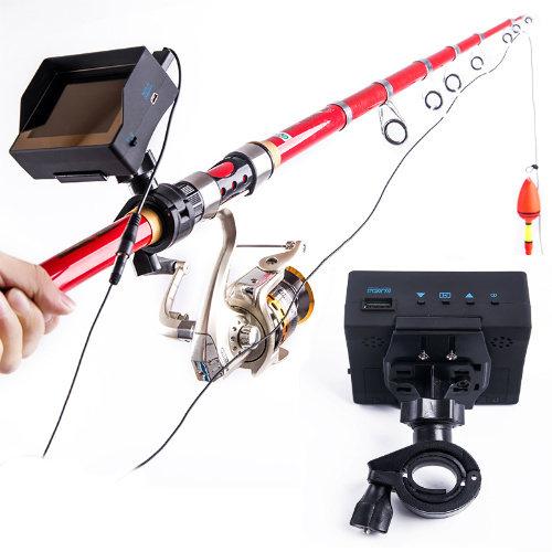 подводные камеры для зимней рыбалки отзывы